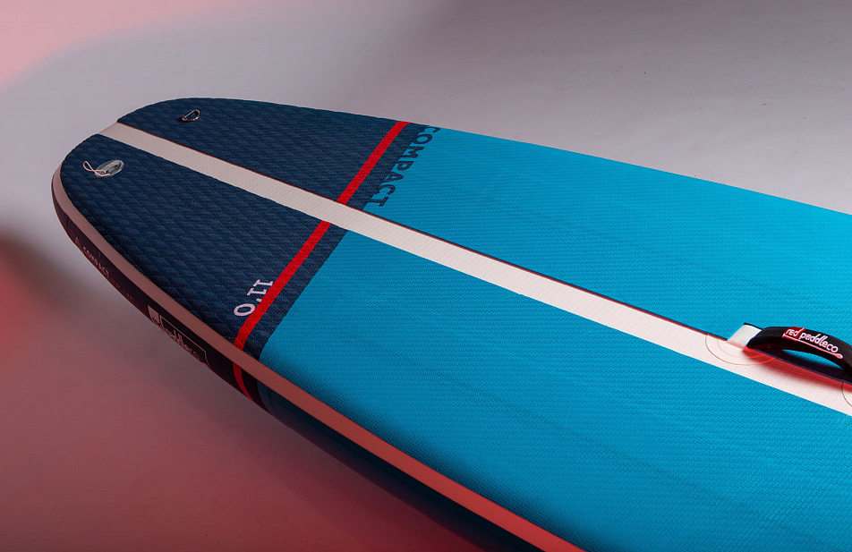 Доска Sup надувная Red Paddle 11'0 Compact Package 2021