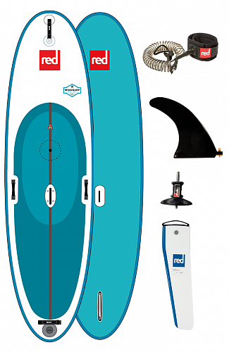 "Надувная SUP доска RED PADDLE 2018/2019 10'7"" WINDSURF BOARD ONLY"