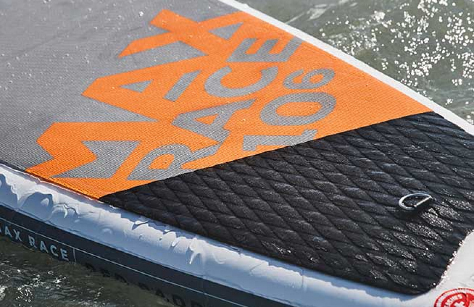 "Надувная SUP доска RED PADDLE 2018/2019 10'6""x26"" MAX RACE RSS"